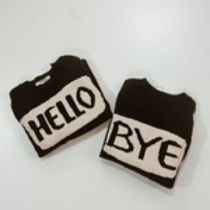 Other - Hello Bye Sweater